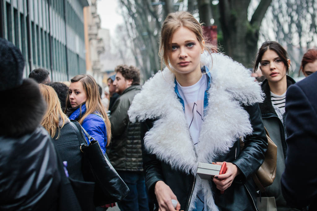 Meet you on the Milan Fashion Week 2015 Last Day # ...