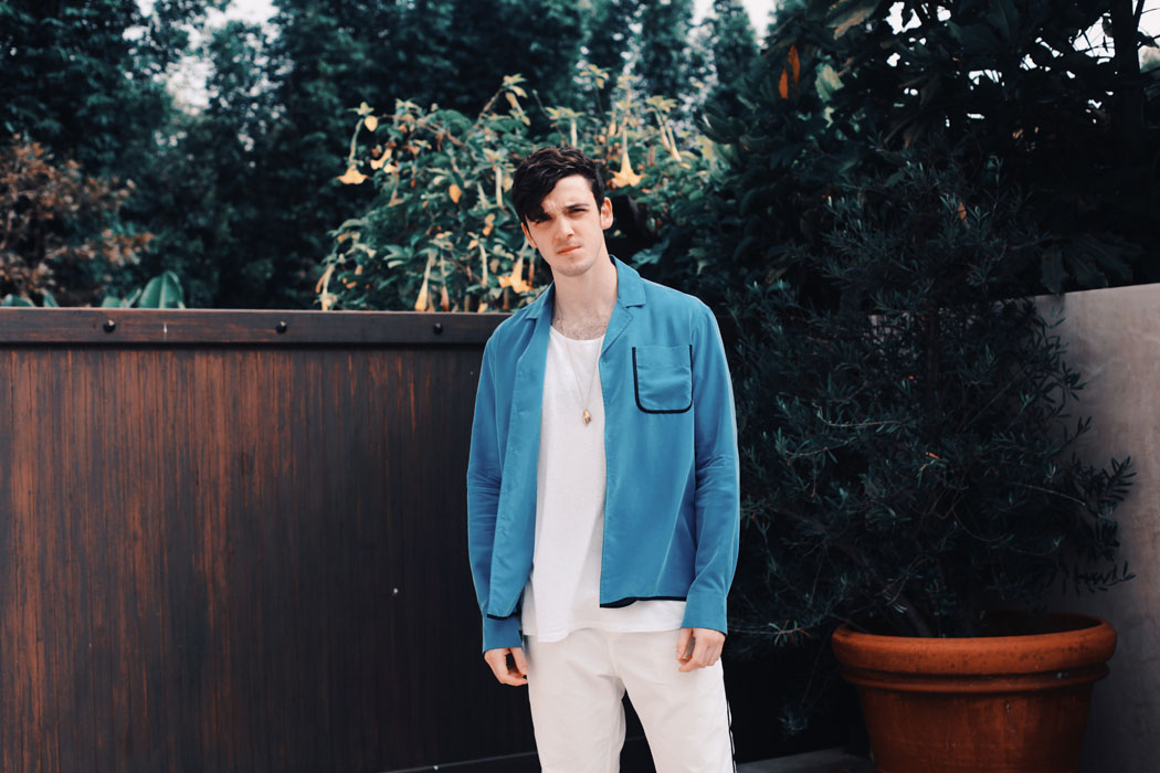 Lauv talks touring with Ed Sheeran, Love, Being Latvian ...